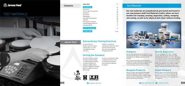 Test Materials Catalogue image